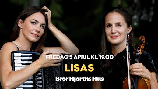 Bild för LISAS, 2019-04-05, Bror Hjorths Hus