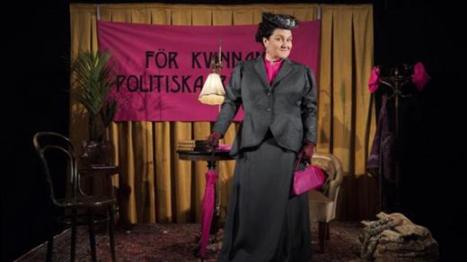 Bild för Föregångerskan, 2019-03-21, Kvinnohistoriska museet