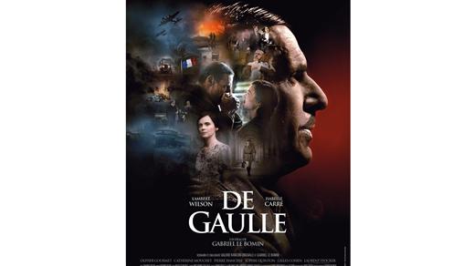 Bild för De Gaulle 18:30, 2020-11-17, Estrad