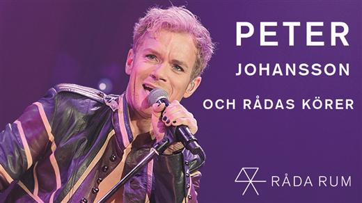 Bild för Julkonsert med Peter Johansson och Rådas körer, 2018-12-11, Råda Rum