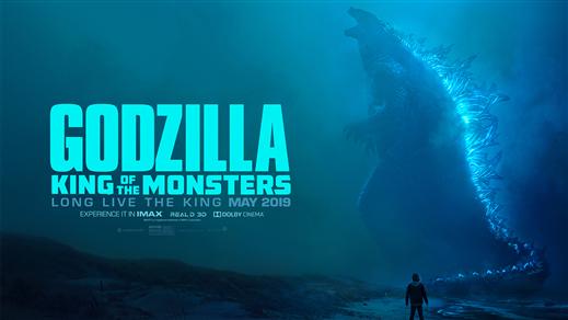 Bild för Godzilla II King of the Monsters, 2019-05-31, Essegården