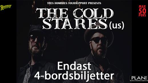 Bild för THE COLD STARES (us), 2021-07-07, Plan B