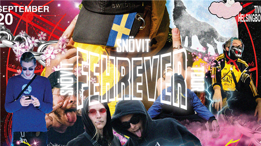Bild för SNÖVIT - FEHREVER TOUR - SUPPORT: THUNA, 2020-02-01, The Tivoli