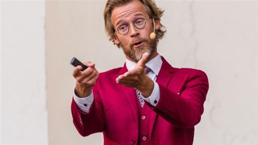 Bild för Henrik Widegren med Verklighetens folk, 2021-10-01, Medborgarhuset