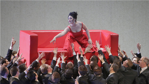 Bild för La Traviata live från Metropolitan, 2017-03-11, Landskrona Teater
