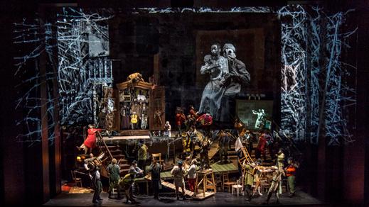 Bild för Wozzeck – The Met Live HD, 2020-01-11, Kulturhuset i Svalöv