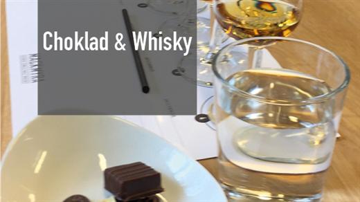 Bild för 9 Mars - Choklad- och whiskyprovning, 2018-03-09, Whiskyby Gävle