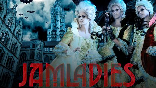 Bild för Jamladies Horror Story på Slottskrogen, 2021-10-27, Slottskrogen