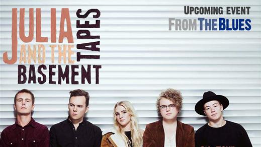 Bild för Julia & The Basement Tapes på Fåfängan, 2018-09-06, Fåfängan LIVE 2018 Stockholm