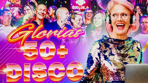 Bild för Glorias 50+ DISCO GÖTEBORG 1 okt 2021, 2021-10-01, Trädgår'n Nattklubb