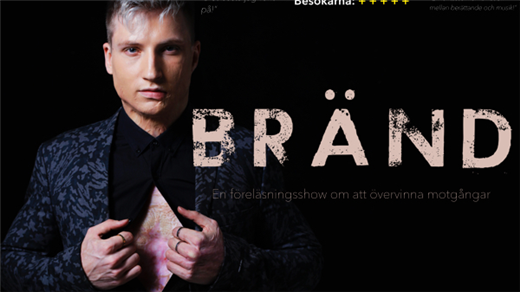 Bild för Axel Schylström - BRÄND, 2019-04-02, Oscarsteatern