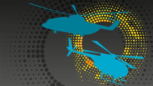 Bild för Full snurr! Motordag med helikoptertema, 2019-09-21, Flygvapenmuseum