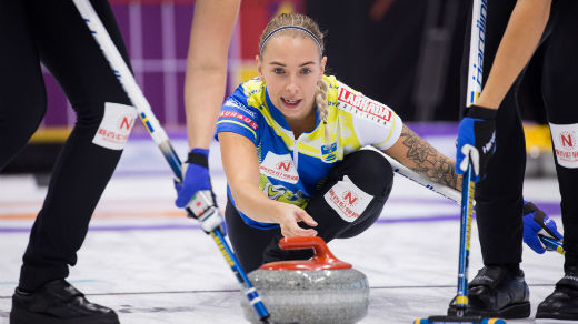 Bild för Curling World Cup 2/2, 2019-02-02, Curlinghallen