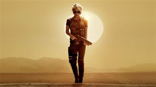 Bild för Bio: Terminator: Dark Fate, 2019-10-27, Kulturhuset Finspång, Stora Salongen