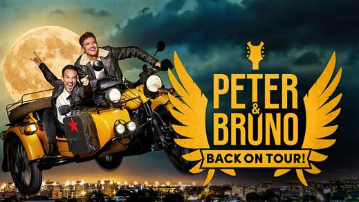 Bild för Peter & Bruno - Back on Tour 2022, 2022-02-19, Partille Arena