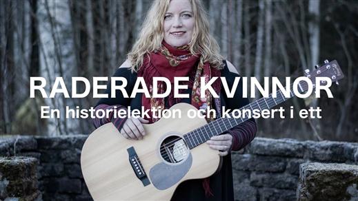 Bild för Raderade kvinnor, 2020-03-08, Härjedalens Fjällmuseum