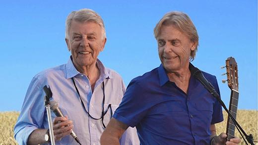 Bild för Sven Bertil Taube & Göran Fristorp, 2018-08-25, Wisby Strand
