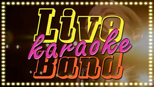 Bild för Livebands Karaoke , 2018-05-04, Kvarterscenen 2lång