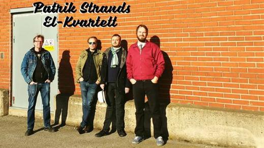 Bild för Patrik Strands El-Kvartett, 2021-10-16, medley – musik, mat & mer