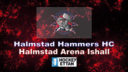Bild för Hammers HC - Nybro Vikings IF, 2018-10-12, Halmstad Arena