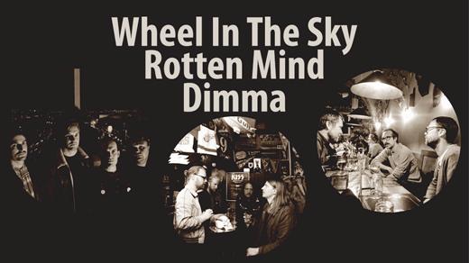 Bild för Wheel in the Sky, Rotten Mind & Dimma, 2020-01-17, Katalin