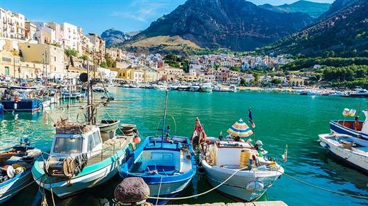 Bild för Hållkäftenlunch #27 - Drömmen om Sicilien, 2021-05-28, Wine Mechanics
