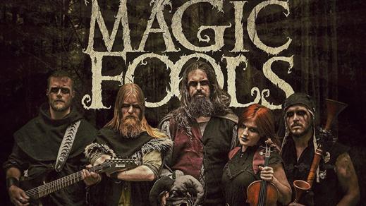 Bild för Black Magic Fools, 2019-04-06, Bomber Bar Motala