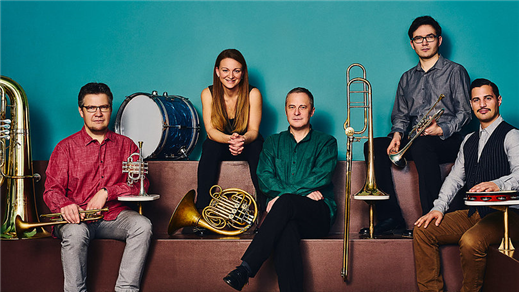 Bild för Stockholm Chamber Brass, 2019-08-23, Kungasalen KMH