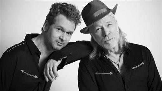 Bild för Elliott Murphy & Olivier Durand, 2018-07-23, Clarion Wisby Hotel