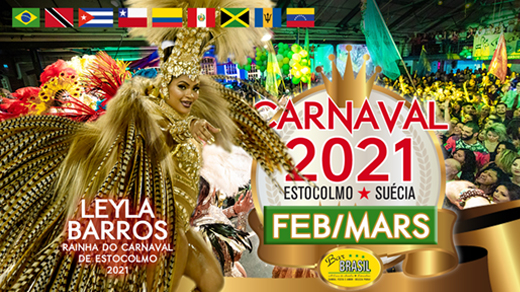 Bild för Carnaval de Estocolmo-Stockholm Carnival 2020/2021, 2021-03-06, Münchenbryggeriet