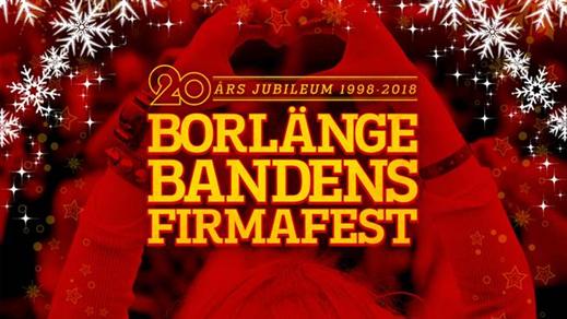 Bild för Borlängebandens Firmafest 28/12-18, 2018-12-28, Galaxen