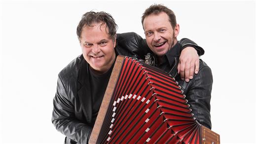 Bild för Bengan Janson och Janne Åström, 2018-04-29, Gripsholms värdshus
