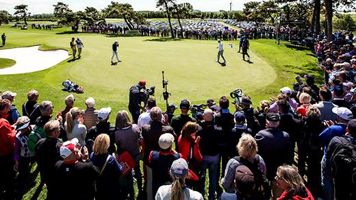 Bild för Nordea Masters 2018 ENG, 2018-08-16, Hills Golf & Sports Club