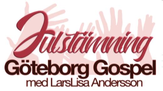 Bild för Julstämning med Göteborg Gospel, 2018-11-23, Annedalskyrkan Göteborg