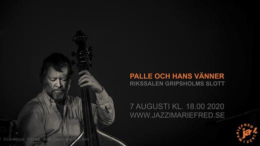 Bild för Palle och hans vänner, 2020-08-07, Rikssalen Gripsholms slott