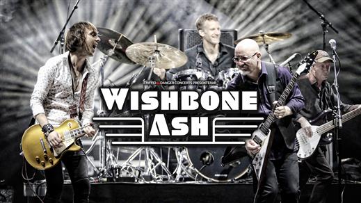 Bild för Wishbone Ash, 2019-01-30, Pustervik
