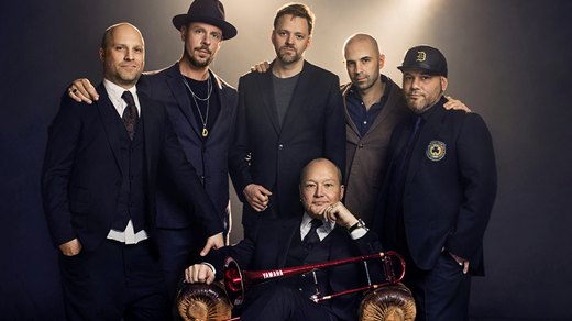 Bild för Nils Landgren Funk Unit - UNBREAKABLE, 2018-02-09, Katalin, Uppsala