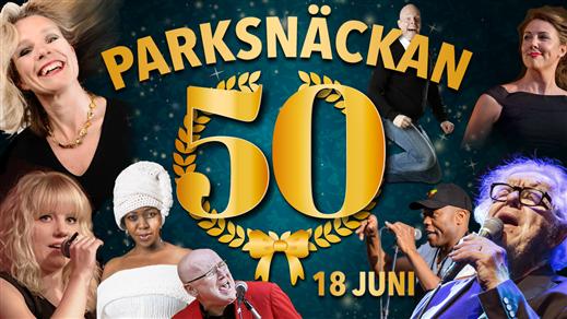 Bild för Parksnäckan 50 år!, 2017-06-18, Parksnäckan i Uppsala Stadsträdgård