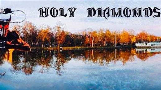 Bild för Live on stage Holy Diamonds [Dio Tribute], 2020-11-20, Saga Salongen Torshälla