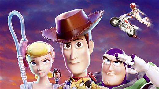 Bild för Bio: Toy Story 4 (Sv. tal), 2019-11-01, Kulturhuset Finspång, Stora Salongen