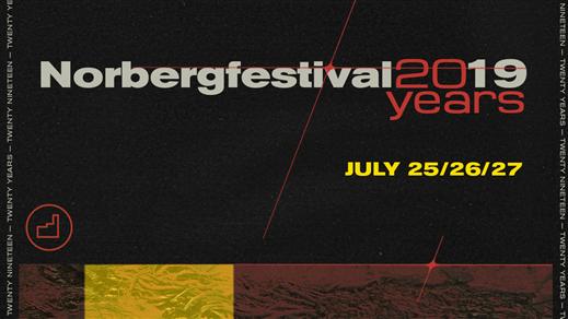 Bild för Norbergfestival 2019, 2019-07-25, Mimerlavsområdet Norberg