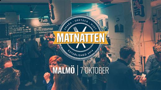 Bild för Matnatten Malmö, 2020-10-07, Scandic St Jörgen