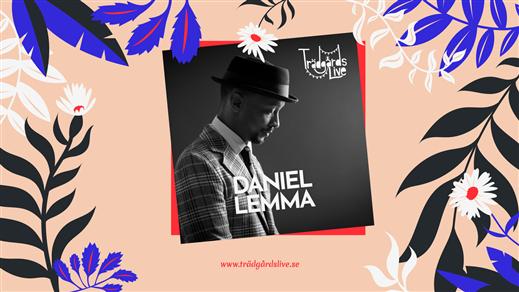 Bild för Trädgårdskonsert med Daniel Lemma, 2021-07-08, Äteriet