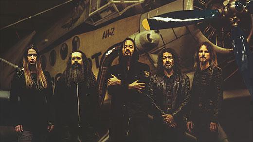 Bild för Evergrey + support, 2021-12-10, Kulturbolaget