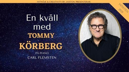 Bild för Tommy Körberg - Kristianstad, 2021-09-23, Kulturhuset Kristianstad