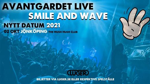 Bild för Avantgardet & Memoria på The Hush Hush Club!, 2021-10-02, Sofiehof Underjord