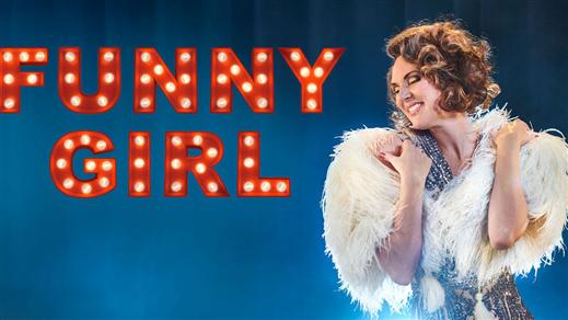 Bild för Funny girl - Teaterresa, 2020-10-18, Teaterresa