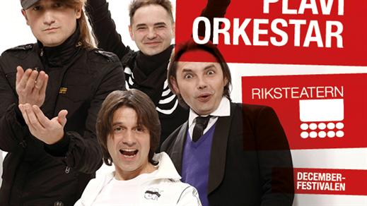Bild för PLAVI ORKESTAR MALMÖ/MORISKAN 17/12 2016 20:00, 2016-12-17, Moriska Paviljongen Malmö