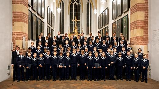 Bild för Thomanerchor Leipzig, 2020-03-09, Vadstena klosterkyrka