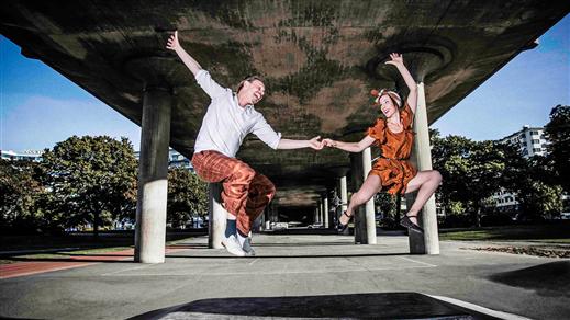 Bild för Kalabalindy - Ett århundrade av dans, 2021-10-17, Hemgården